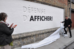 Défense d'afficher © 2000-2012