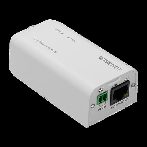 HANWHA SPE‐110A 1ch Hybrid Encoder