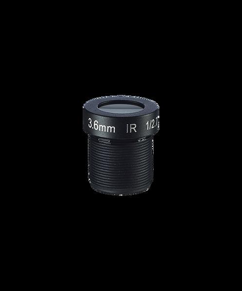 3.6mm IR Corrected Miniature Board Lens