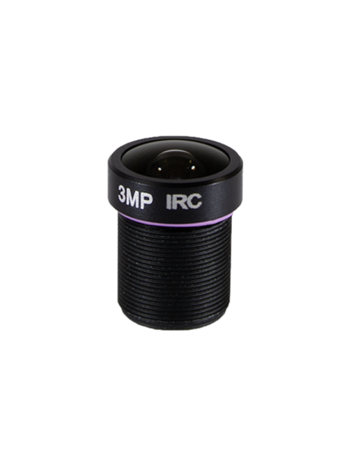 2.8mm MiniatureHD BoardLenswithIRC Filter
