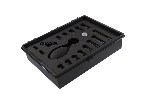 High‐Res and Sharp Long Focal Pinhole Lens Kit