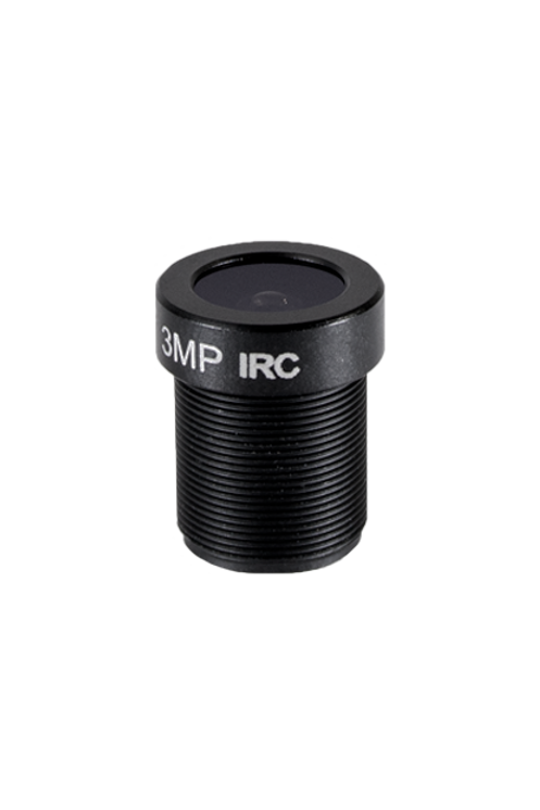3.6mm MiniatureHD BoardLenswithIRC Filter