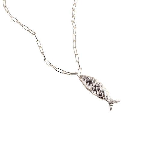 Koi Necklace