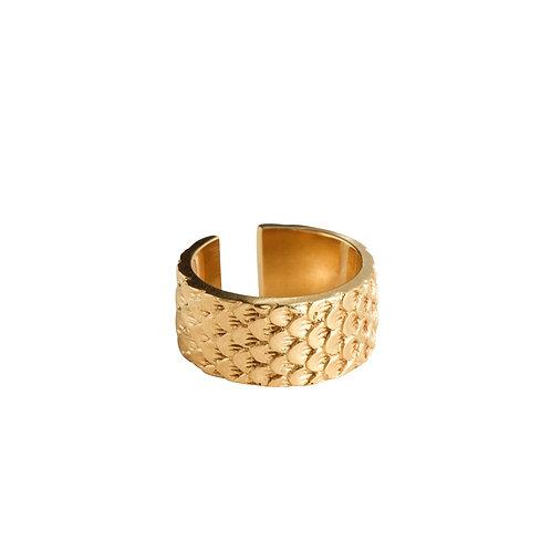 Koi Ring gold
