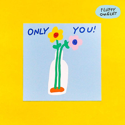 ONLY YOU MINI CARD