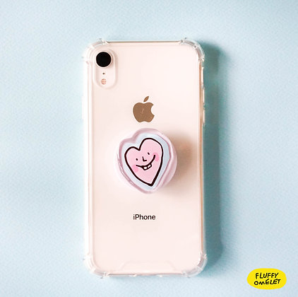 MINI HEART PHONE-GRIP