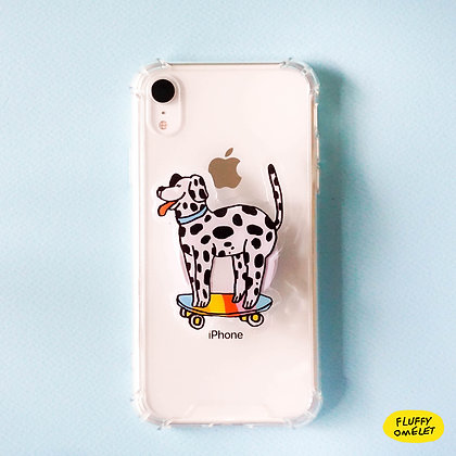 DALMATIAN DOG PHONE-GRIP