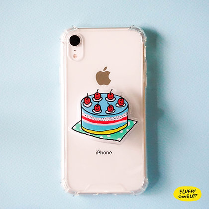 CHERRIES CAKE PHONE-GRIP