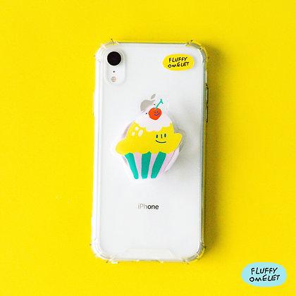 CUPPUCAKE PHONE-GRIP