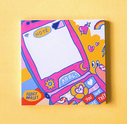 PHONE MEMOPAD