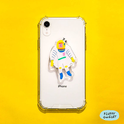 ASTRONAUT PHONE GRIP