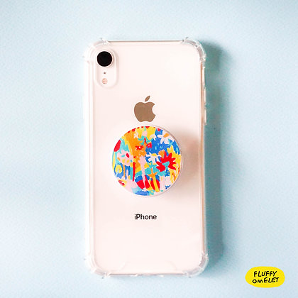 FLOWER GARDEN PHONE-GRIP