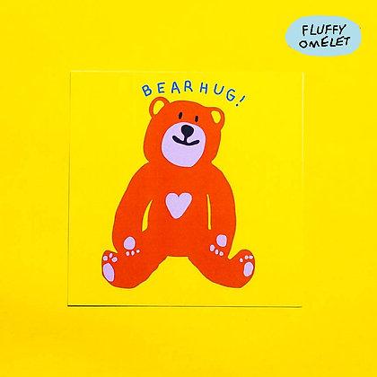 BEAR HUG MINI CARD