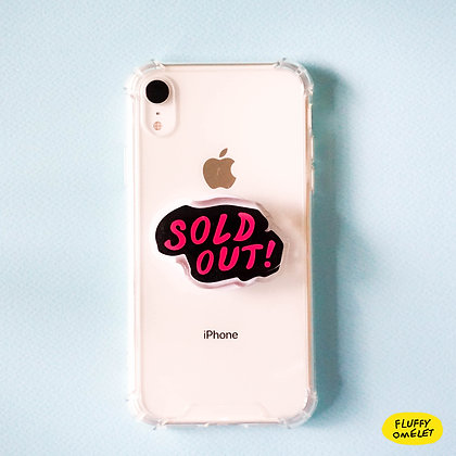 SOLD OUT PHONE-GRIP