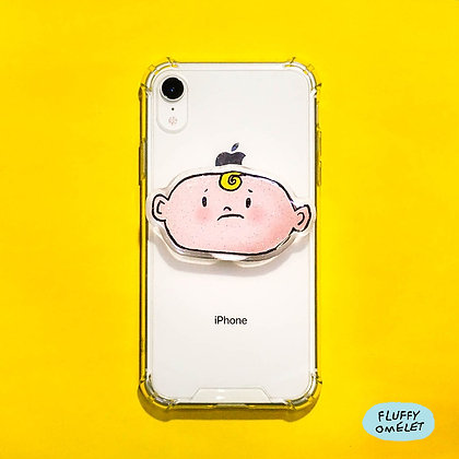 MOODY BABY PHONE GRIP