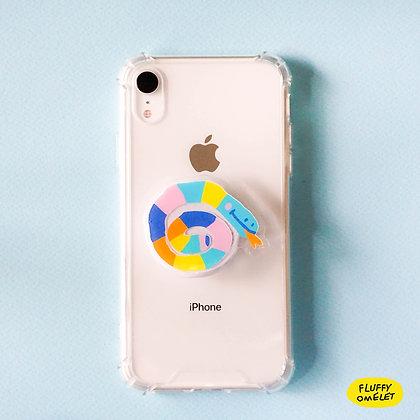 SNAKE PHONE-GRIP