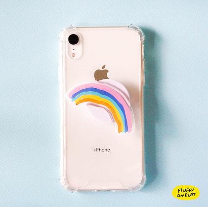LONG RAINBOW PHONE-GRIP