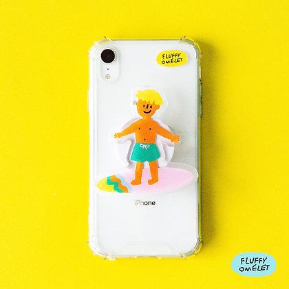 SURFER BOY PHONE-GRIP