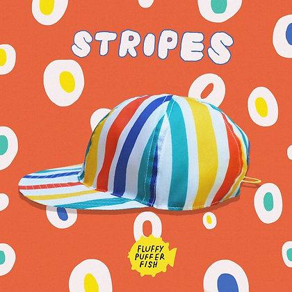 STRIPES CAP  HAT