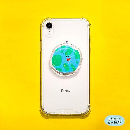 EARTH PHONE GRIP