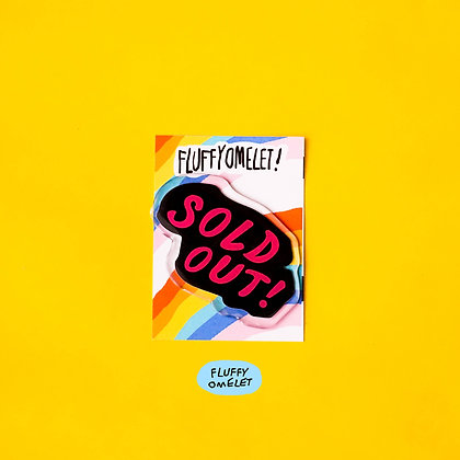 SOLD OUT BROOCH