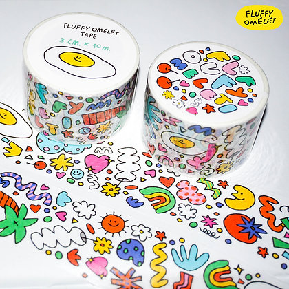 DOODLES BIG TAPE