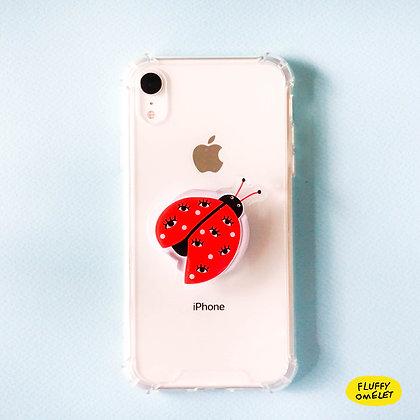 LADY BUG PHONE-GRIP