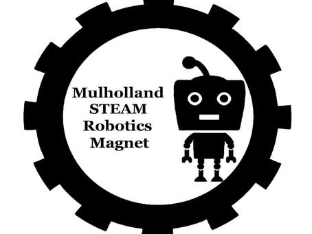 S.T.E.A.M. ROBOTICS MAGNET ORIENTATION | GRADES 6-8