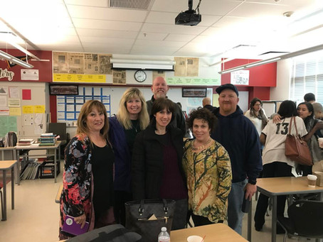 MULHOLLAND MIDDLE SCHOOL RECEIVED 4 GRANTS WORTH A TOTAL OF $700,440