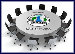 LOCAL SCHOOL LEADERSHIP COUNCIL - 3/16/2021