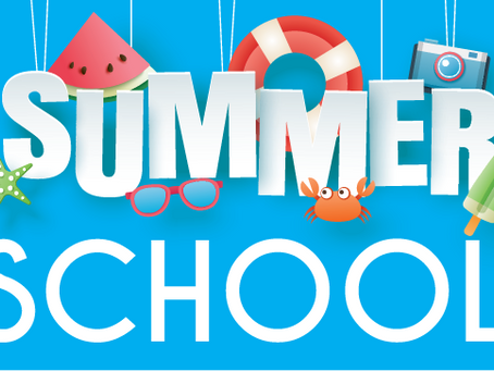 SUMMER SCHOOL 6/22/21-7/23/21