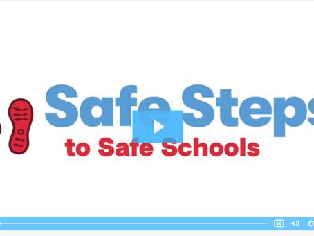 SAFE STEPS TO SAFE SCHOOLS