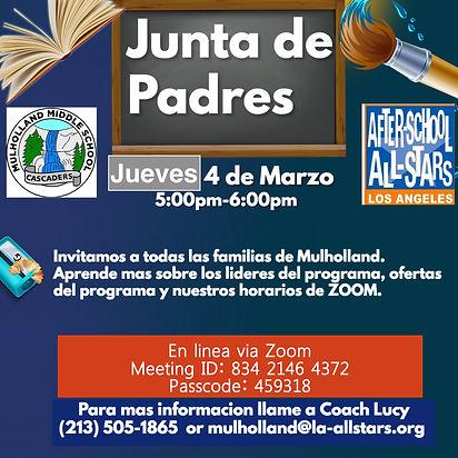 All-Stars Junta de Padres (Spanish).jpg