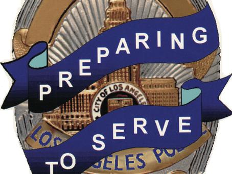 POLICE ACADEMY MAGNET ORIENTATION | GRADES 6-8