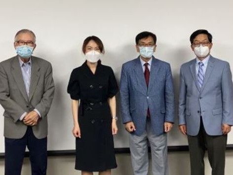 미주한국어재단 임원진 간담회