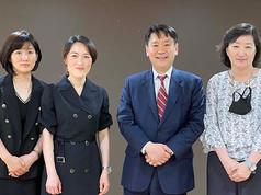 뉴욕한인회 온라인 한국어강좌 개설지원 협약(5.27)