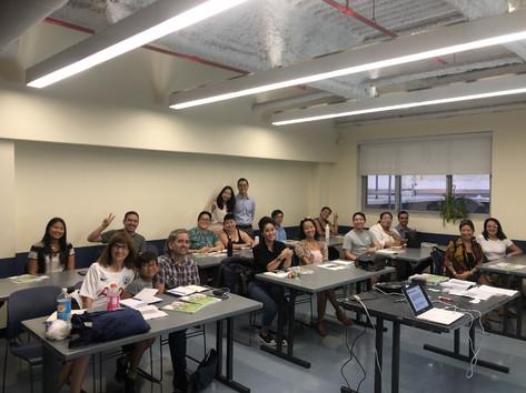 2019 Fall Korean Language Class