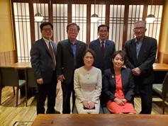 미주한국어재단 임원진 뉴욕교육원장과 교육현안 논의