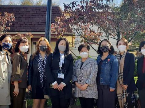 재미한국학교 동중부협의회 임원진 간담회