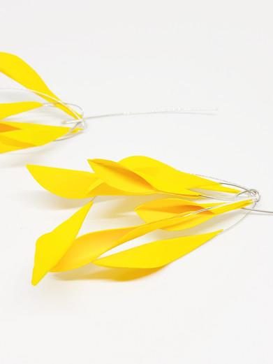 Orecchini Libellula Limone