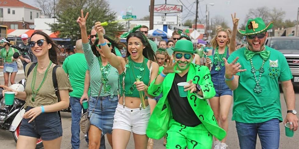Dallas St. Patrick's Day Parade and Festival