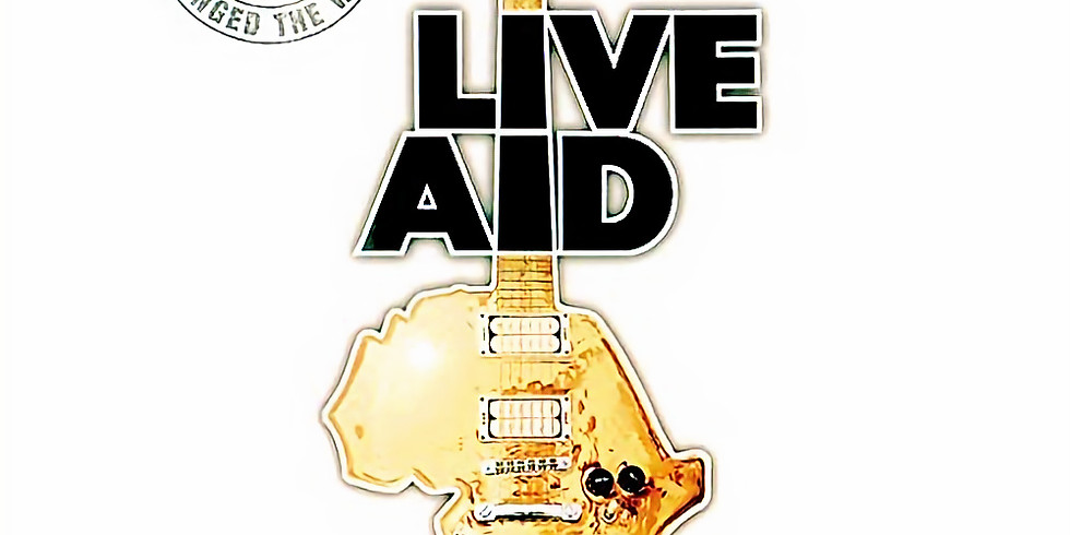 GTA pays tribute to Live Aid 1985!
