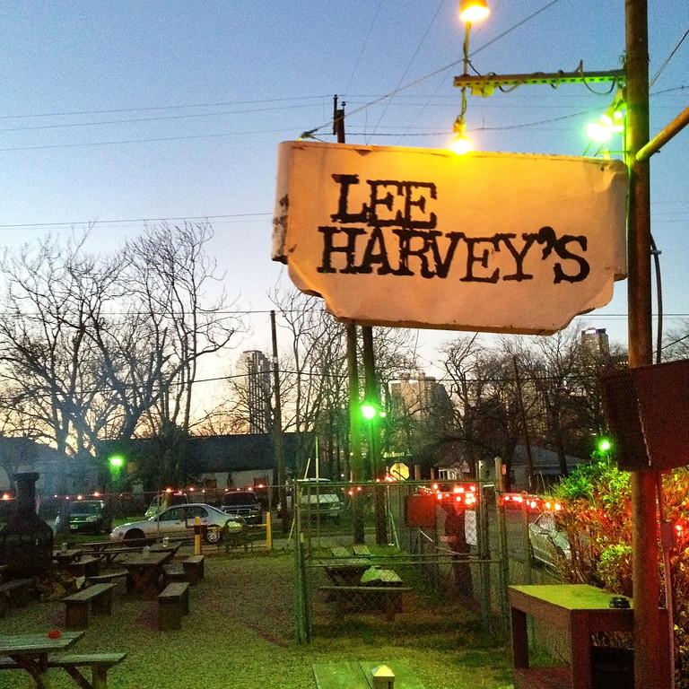 Lee Harvey's!