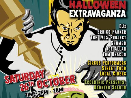 Spooky Fun at Halloween!!