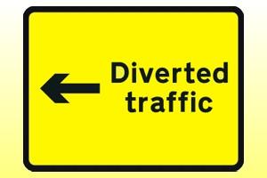 Traffic Diversion