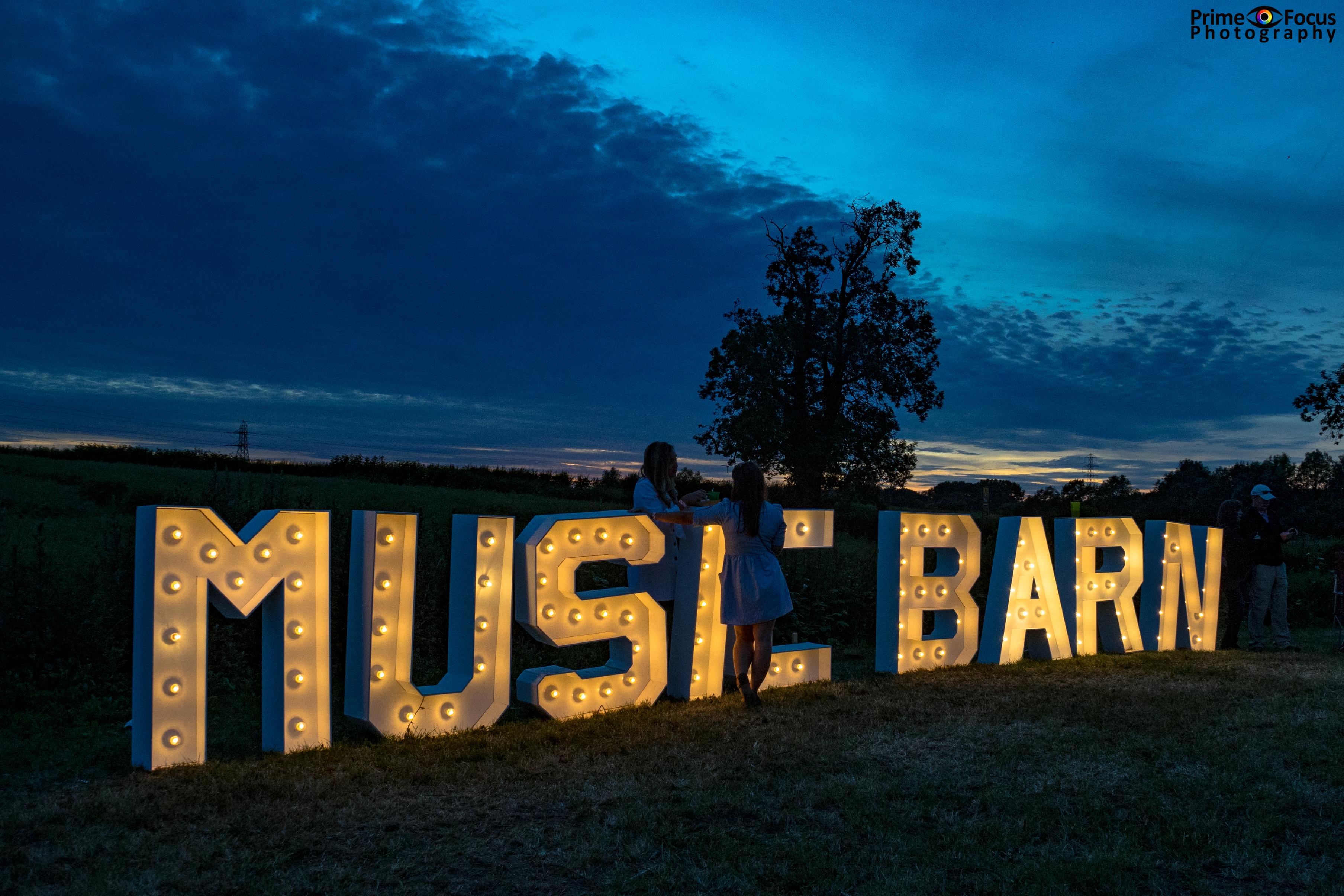 Music Barn 18