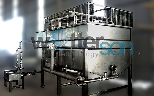 Dissolved Air Floatation System