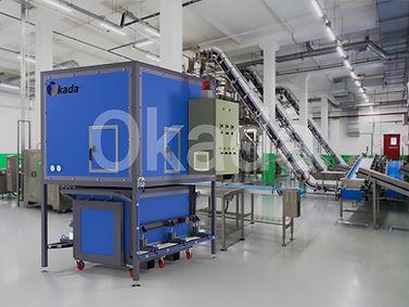 sludge dryer low temperature  refrigerant heat pump