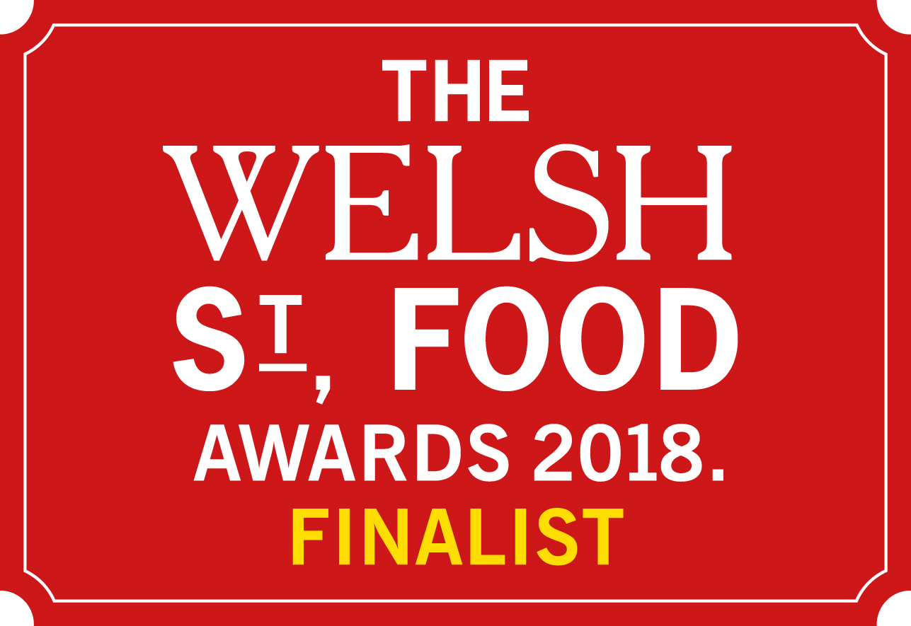 Welsh Street Food Awards 2018 - FINALIST