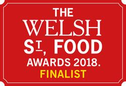 Welsh Street Food Awards 2018 - FINALIST